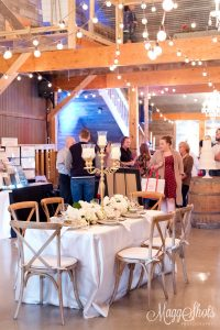Vintage Reception Venue