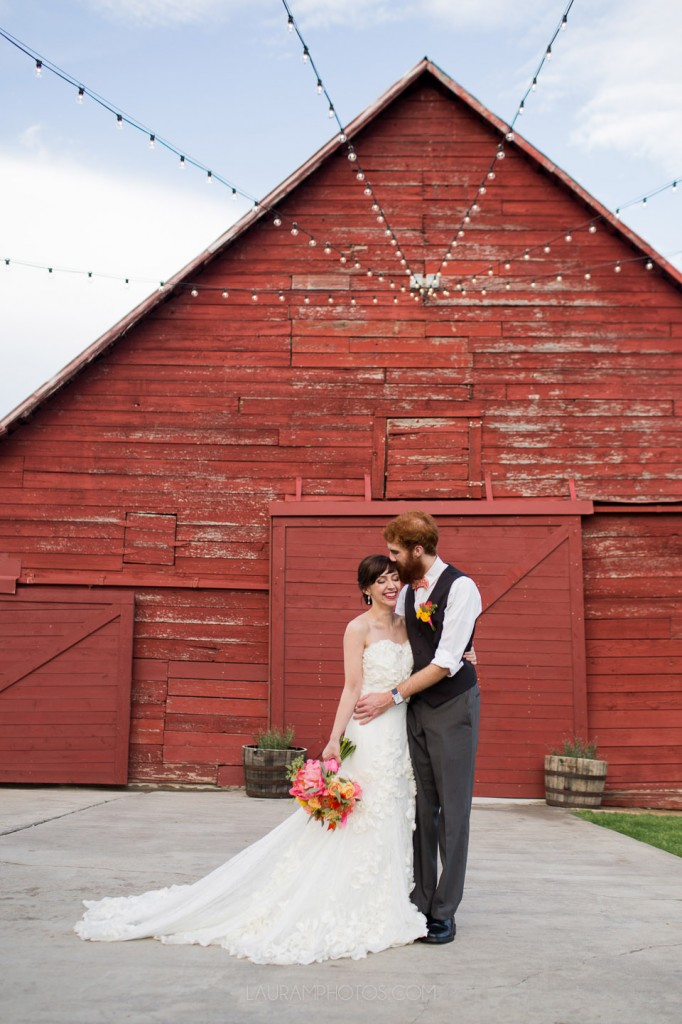 Rustic Wedding Venue Near McKinney