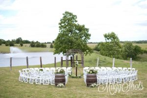 McKinney Outdoor Wedding Venue