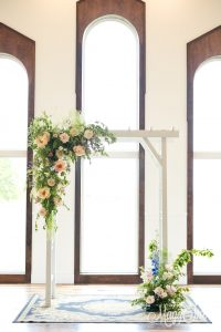 Floral & Design: Wedfully Yours