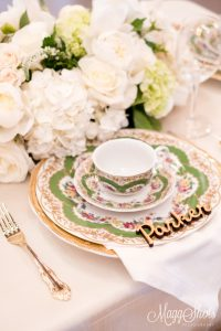Tablescape: Each & Every Detail and The Stalk Market