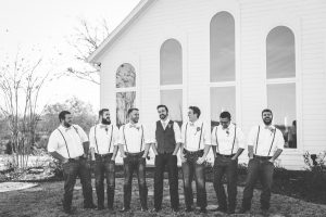 Plano White Wedding Chapel
