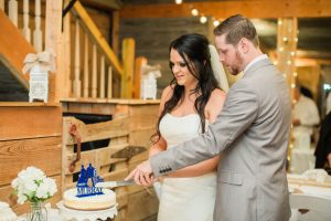 McKinney Wedding Cake