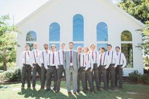 McKinney Venue Groom