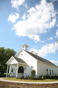 North Texas Wedding chapel