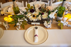 McKinney Rustic Barn Table Decor