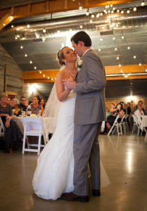 McKinney Rustic Wedding Barn