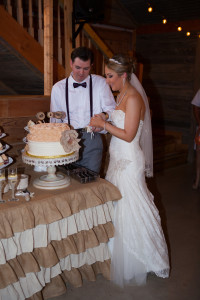 McKinney barn wedding