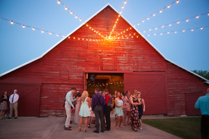Red Rustic Barn McKinney