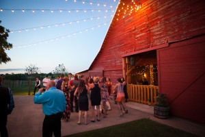 McKinney red barn