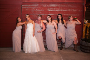 mckinney red barn wedding