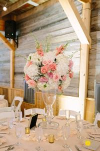 McKinney Floral Arrangement Wedding