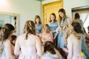 McKinney Bridesmaids Prayer