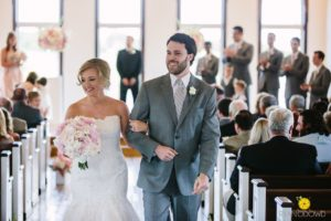 McKinney Bride and Groom