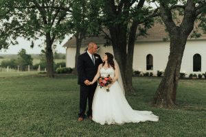 Plano Bride and Groom